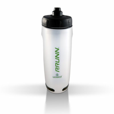 Unived RRUNN Handheld for Athletes, BPA free, 500ml
