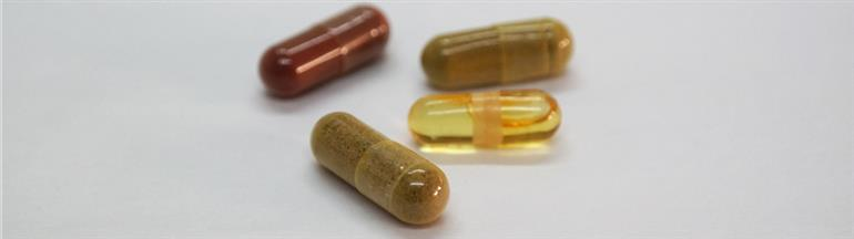 Supple supplements and vital vitamins - The Vegan Way