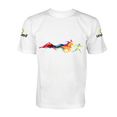 Unived RRUNN Evolution Men's Multi-Sport T-Shirt