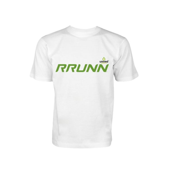 Unived RRUNN MORE Performance Tee for Men