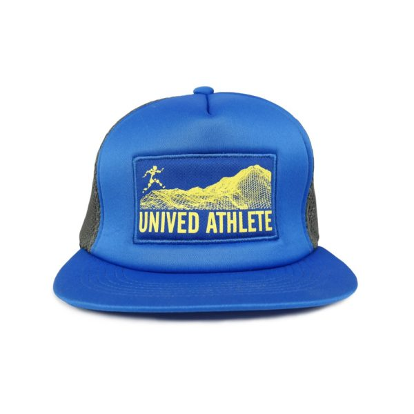 60ff832afd380 Unived Athlete Trucker Hat - Breathability   Wicking Features