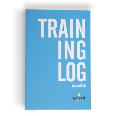 Unived RRUNN Training Log for Athletes