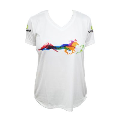 Unived RRUNN Evolution Womens Multi-Sport T-Shirt