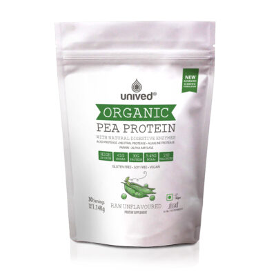 Unived Organic Pea Protein 30 Servings