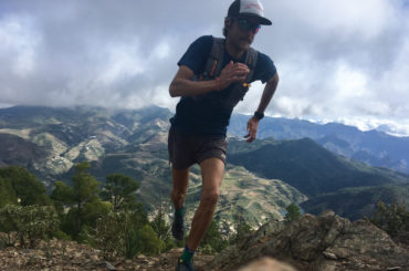 Unived Athlete Hayden Hawks Racing at Transgrancanaria