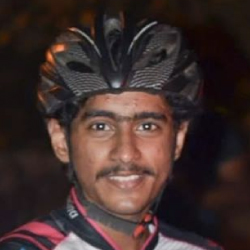 Sid Sharma Unived Cyclists