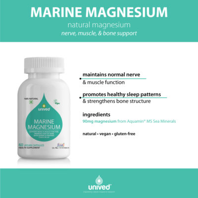 Unived Marine Magnesium Benefits