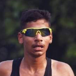 Unived Athlete Vipul Kumar