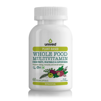 Unived Plant-Based Whole Food Multivitamin