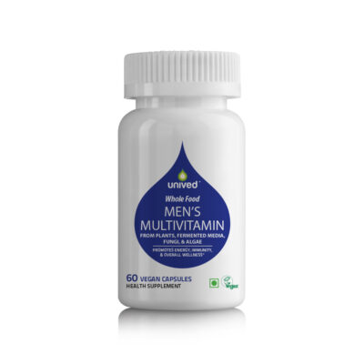 Unived Whole Food Men's Multivitamin