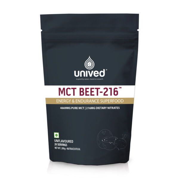 Unived MCT Beet Supplement