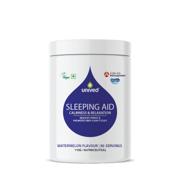 Unived Sleeping Aid Supplement