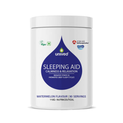 Unived Vegan Sleeping Aid Supplement